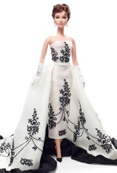 Audrey Hepburn™ as <em>Sabrina</em> Doll | audrey-hepburn-dolls | The Barbie Collection