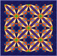 COSMIC BABY  47 inch  Quilt Addicts Precut by quiltingaddiction, $95.00