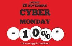 VILLA MONTESIRO e CYBER MONDAY  Oggi verrà applicato uno sconto Extra del 10% sul totale dello scontrino. Non farti scappare questa grande occasione !!!  http://www.villamontesiro.com/black-friday-cyber-monday/  #villamontesiro #fratelli_villamontesiro #villa_casalinghi #ul_piatè_de_munt #cybermonday