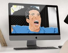 "Check out new work on my @Behance portfolio: ""Gianluigi Buffon Illustration."" http://be.net/gallery/61293191/Gianluigi-Buffon-Illustration"