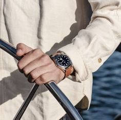 Whether gifting a modern classic like the Black Bay's, or the lightweight titanium Pelagos diver with a striking blue tone dial and bezel, a Tudor watch is a lasting gift that will uphold a good memory for generations. Tudor Black Bay, Blue Tones, Best Memories, Modern Classic, Luxury Watches, Gift, Stuff To Buy, Presents, Gifts