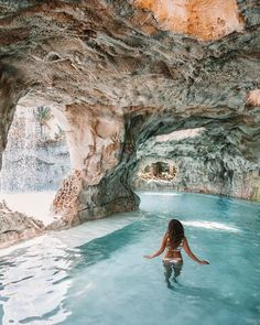 Cave Exploring in Tulum, Mexico Oh The Places You'll Go, Places To Visit, Destination Voyage, Photos Voyages, Adventure Is Out There, Beach Trip, Beach Travel, Luxury Travel, Summer Travel