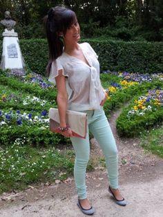 betrendyblog Outfit   Primavera 2012. Cómo vestirse y combinar según betrendyblog el 19-5-2012
