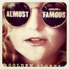 I always tell the girls, never take it seriously, if ya never take it seriosuly, ya never get hurt, ya never get hurt, ya always have fun, and if you ever get lonely, just go to the record store and visit your friends.  -Penny Lane, Almost Famous