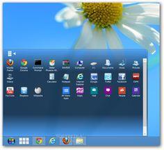 RetroUI shows two Start Buttons  http://www.softpedia.com/reviews/windows/RetroUI-Review-366823.shtml