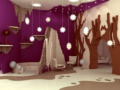 Amazing Interior Design From Moomin Books