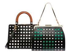 #Marni Polka Dot Bag Collection Summer 2013