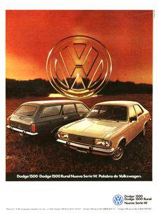 Volkswagen Dodge 1500