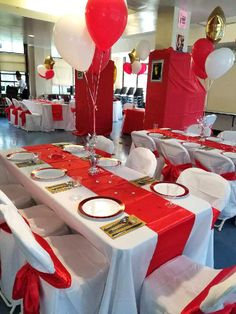 32 Beautiful Efavormart Chair Sashes Decoration 217 Best Chair Covers Weddings Parties & events Images In Wedding Table Setup, Wedding Chairs, Wedding Seating, Tropical Wedding Centerpieces, Wedding Decorations, Table Decorations, Shoppable Instagram, Pastor Anniversary, Chair Sashes