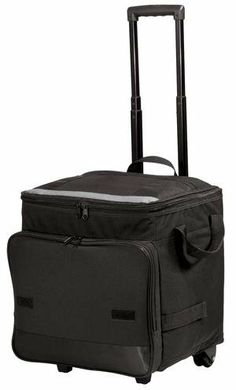 Joe's USA – 48 Can Collapsible Rolling Cooler – Black at http://suliaszone.com/joes-usa-48-can-collapsible-rolling-cooler-black/