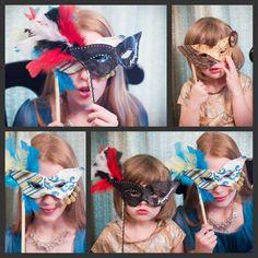 a Mask-querade - how fun!