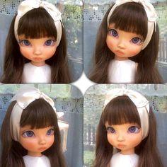 Disney Animator Doll, Disney Dolls, New Dolls, Ooak Dolls, Newberry Dolls, Realistic Face Drawing, Doll Painting, Doll Eyes, Doll Repaint