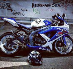 Gsxr 1000, Custom Sport Bikes, Suzuki Motorcycle, Suzuki Gsx, Sportbikes, Street Bikes, Bike Life, Cool Bikes, Bikers