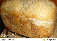 Pšenično–žitný chleba se sezamem recept - TopRecepty.cz