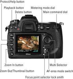 Nikon For Dummies Cheat Sheet Nikon Digital Camera, Camera Nikon, Camera Gear, Digital Cameras, Digital Slr, Film Camera, Nikon D300s, Benefits Of Walking, Nikon Photography