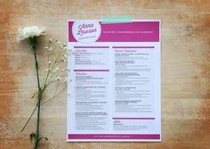 Hey, I found this really awesome Etsy listing at http://www.etsy.com/listing/127069714/customized-resume-design-the-anna