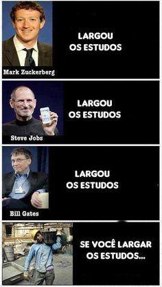 Eh a vida. Top Memes, Dankest Memes, Funny Memes, Jokes, Steve Jobs, Funny Cute, Hilarious, Funny Posts, Laughter