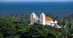 Olinda, Pernambuco - Brasil - Igreja do Carmo