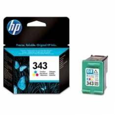 CARTUCHO TINTA HP 343 C8766EE TRICOLOR 7ML 5740/ 6840/ 6540/ 8150/ 8450/ 5940