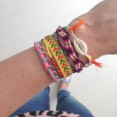Ibiza armband multi #ohsohip