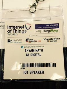 #iotworld16 - Learn how @GE @Oracle & @M2MiCorp are bringing #IoT #cloud & #bigdata insight to Intelligent Airports - Twitter Search