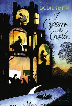 I Capture the Castle by Dodie Smith - One of J.K. Rowling's favorite books