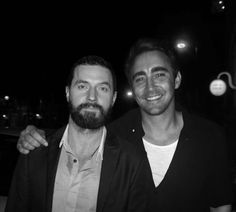 Fan Art/Photoshop:Richard and Lee at Stagedoor Old Vic London, Crucible