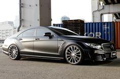 Mercedes Benz CLS-class C218 Sports Line Black Bison Edition