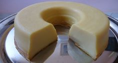 O Bolo de Farinha Láctea de Liquidificador fica muito saboroso e com a consistência de pudim. Além disso, é muito prático e quem provar vai adorar. Experim