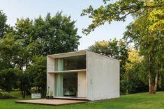 A jövő otthonai - moduláris, könnyen áthelyezhető, tökéletesen felszerelt kis házak környezetbarát kialakítással
