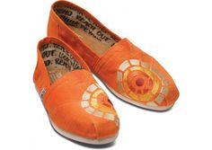 At TOMS, we like to partner with like-minded organizations, and this season, we've collaborated with the @Charlize Theron Africa Outreach Project to create these sunny, limited edition Classics www.TOMS.com/charlize-theron-africa-outreach-project-shoes // With every pair of these special-edition TOMS Shoes you purchase, we will give a pair of new shoes to a child in need, and support CTAOP's work to keep African youth safe from HIV/AIDS.