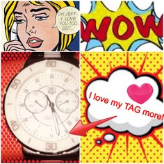 Beth#Contest TAG Heuer