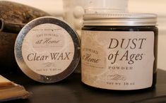 Dust of Ages is one of my favorite products in the Amy Howard at Home line. It looks phenomenal over dark colored One Step paint....Black, Graphite, Windsor, A Good Man....you name it. It takes a...