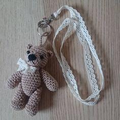 Misio - breloczek 🐻 #miś#teddybear #teddy #crochet #crocheting #szydełko #szydełkowanie #amigurumi #breloczek #breloczek #keyholder #polkarobisama #handmade #rękodzieło #madeinpoland #zrobtosam #diy #zrobionewpolsce #robioneręcznie #robionerękami Tiana, Teddy Bear, Toys, Animals, Instagram, Activity Toys, Animales, Animaux, Clearance Toys