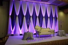 46 Ideas diy table cloth backdrop vs pink Source by kaylealittau clothes ideas Wedding Backdrop Design, Wedding Hall Decorations, Backdrop Decorations, Decoration Table, Wedding Reception Lighting, Wedding Ceremony, Decoration For Ganpati, Pipe And Drape, Backdrops For Parties