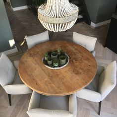 Binnenkijken bij Esmee - My Simply Special - Lilly is Love Interior Inspiration, New Homes, Dining Table, Home And Garden, Living Room, Kitchen, Design, Furniture, Home Decor