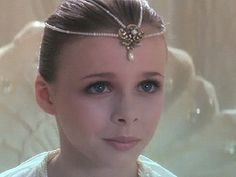 The NeverEnding Story Childlike Empress Inspired by BizArtGallery, $29.00