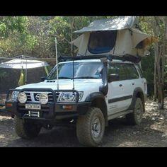 #Nissan #Patrol #4x4 #travel #truck