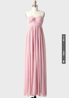 Amazing! - Hydrangea Maxi Dress In Rose... perfect bridesmaids gown! | CHECK OUT MORE GREAT PINK WEDDING IDEAS AT WEDDINGPINS.NET | #weddings #wedding #pink #pinkwedding #thecolorpink #events #forweddings #ilovepink #purple #fire #bright #hot #love #romance #valentines #pinky
