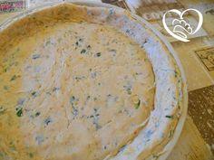 Pasta frolla al prezzemolo http://www.cuocaperpassione.it/ricetta/7b2f1f4c-9f72-6375-b10c-ff0000780917/Pasta_frolla_al_prezzemolo