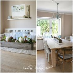 For Home on Pinterest Dekoration, Shabby chic and Deko