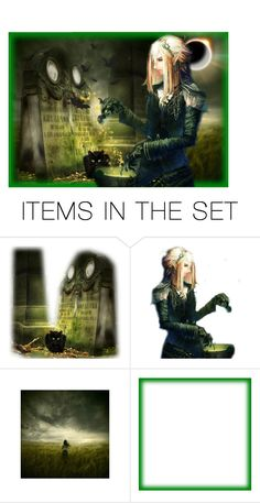 """""""The Conjuring"""" by thenycbaglady ❤ liked on Polyvore featuring art"""
