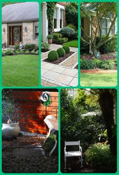Backyard Landscape Design Ideas #Landscapingdesign