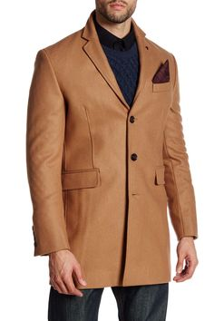 Covert Coat by Ben Sherman on @HauteLook