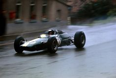 itsbrucemclaren:  Belgian GP, Spa, 13 June 1965 Winner, Jim Clark, Lotus  33