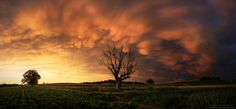 Blazing Mammatus by Florent Courty on 500px
