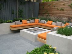 Chill out garden 4 copyright Charlotte Rowe Garden Design | Flickr - Photo Sharing!
