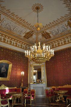 Yusupov Palace, Red Room, St. Petersburg
