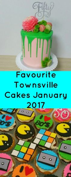 Favourite Townsville Cakes January 2017 | http://magnificentmouthfuls.com.au/2017/02/01/townsville-cakes-january-2017/