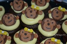 monkey cupcakes | Posts Tagged with: monkey cupcakes